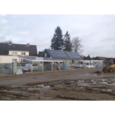 Nachhaltige Sanierung des Firmengebäudes